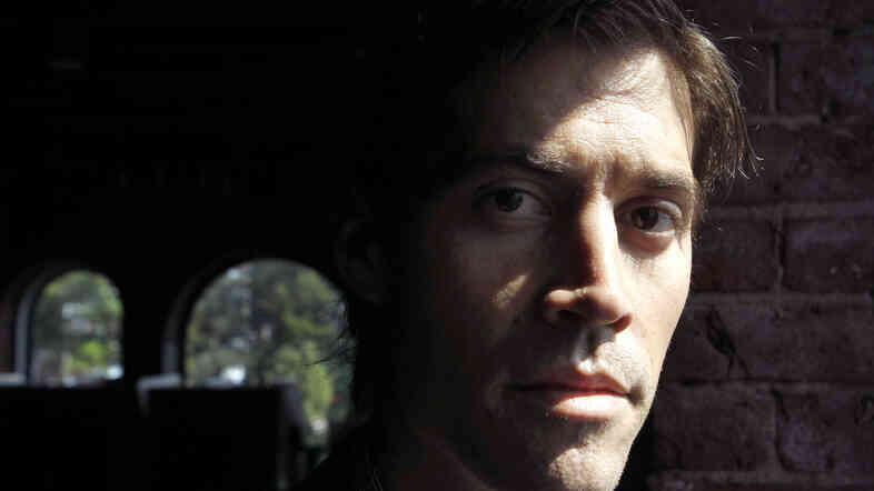 Journalist James Foley in 2011. He was killed by Islamic State militants in Syria earlier this month.