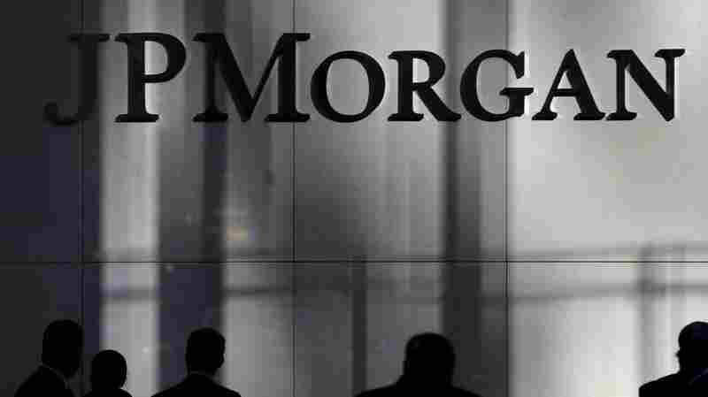 JPMorgan Chase & Co. headquarters in New York. The bank is one of several reportedly targeted by Russian hackers.