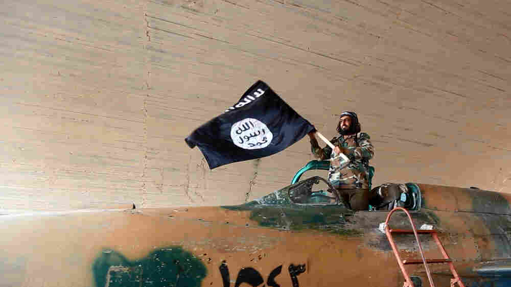 For Islamic State, Hitting The U.S. May Not Be A Top Priority