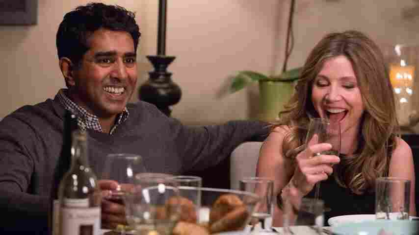 Jay Chandrasekhar and Sarah Chalke are a married couple in the new Amazon Studios pilot Really.