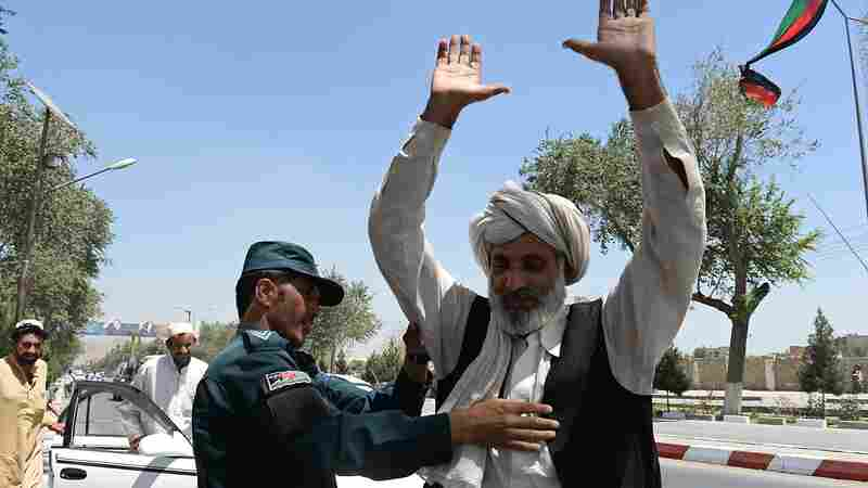 As The U.S. Draws Down, Afghan Fighting Is Heating Up