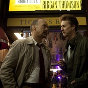 Michael Keaton stars as a washed-up film star trying to make a stage comeback in Alejandro Inarritu's Birdman.