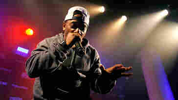 Rapper Prodigy, shown above performing in New York City, published his debut novel, H.N.I.C., in 2013.