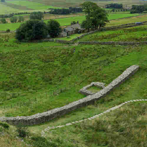 The Wall That Defined Scotland's Frontier 2,000 Years Ago To Today