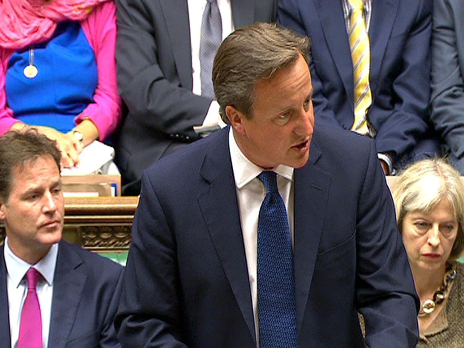 U.K. Seeks To Expand Terrorism Laws To Target British Fighters