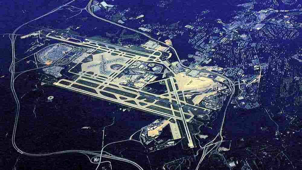 As Airports Find New Ways To Make Money, Pittsburgh Tries Fracking