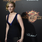 Actress Jennifer Lawrence is one of the celebrities whose private photos were stolen, raising questions about storing personal data online.