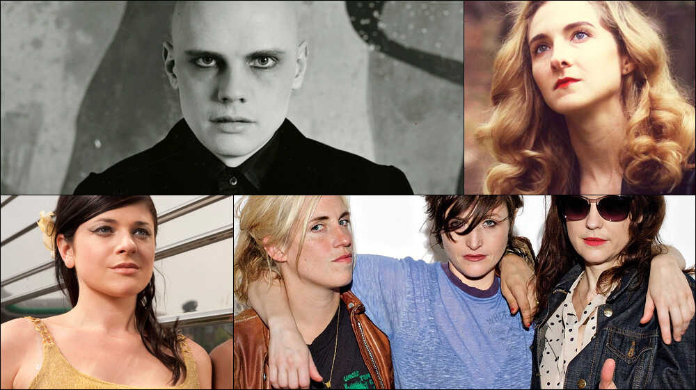 New Mix: The Smashing Pumpkins, Tennis, Ex Hex, Gemma Ray, More