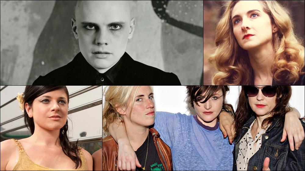 New Mix: The Smashing Pumpkins, Tennis, Ex Hex, Gemma Ray