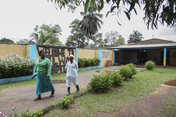 The third American health worker to contract the Ebola virus in Liberia was an obstetrician at the ELWA hospital, which is run by the missionary group SIM.