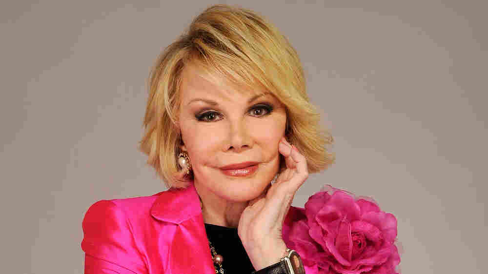 Joan Rivers, An Enduring Comic Who Turned Tragedy Into Showbiz Success, Dies