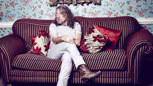 Robert Plant's new album, lullaby and... The Ceaseless Roar, was released Sept. 9.