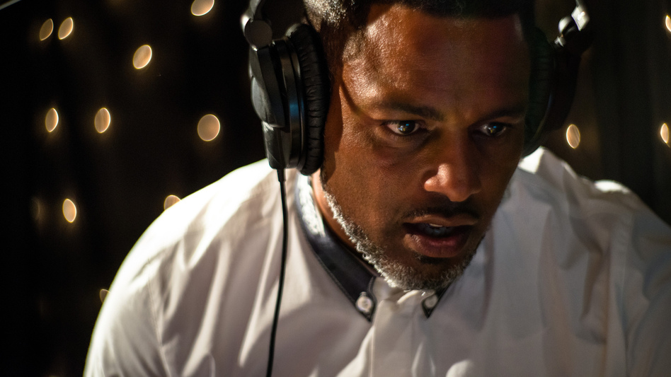 Shabazz Palaces performs live on KEXP.