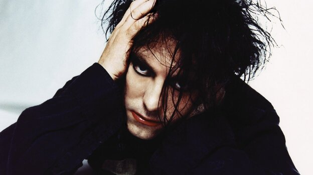 The Cure's Robert Smith. (Courtesy of the artist)