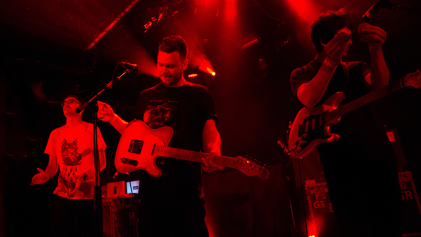 First Listen Live: Alt-J, 'This Is All Yours'WFUV On-Air: Music Discovery Starts Here