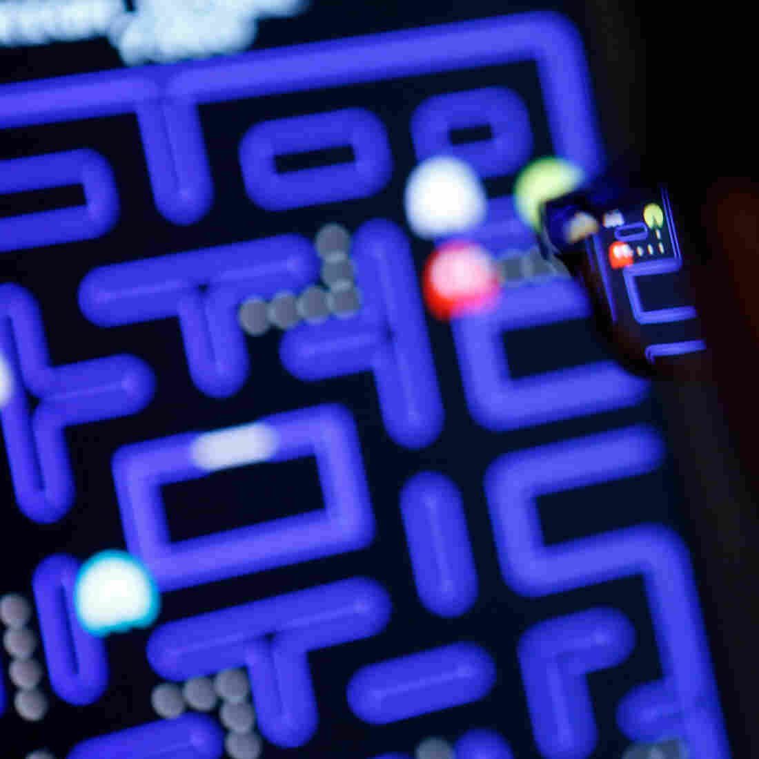 What's your favorite classic arcade game?