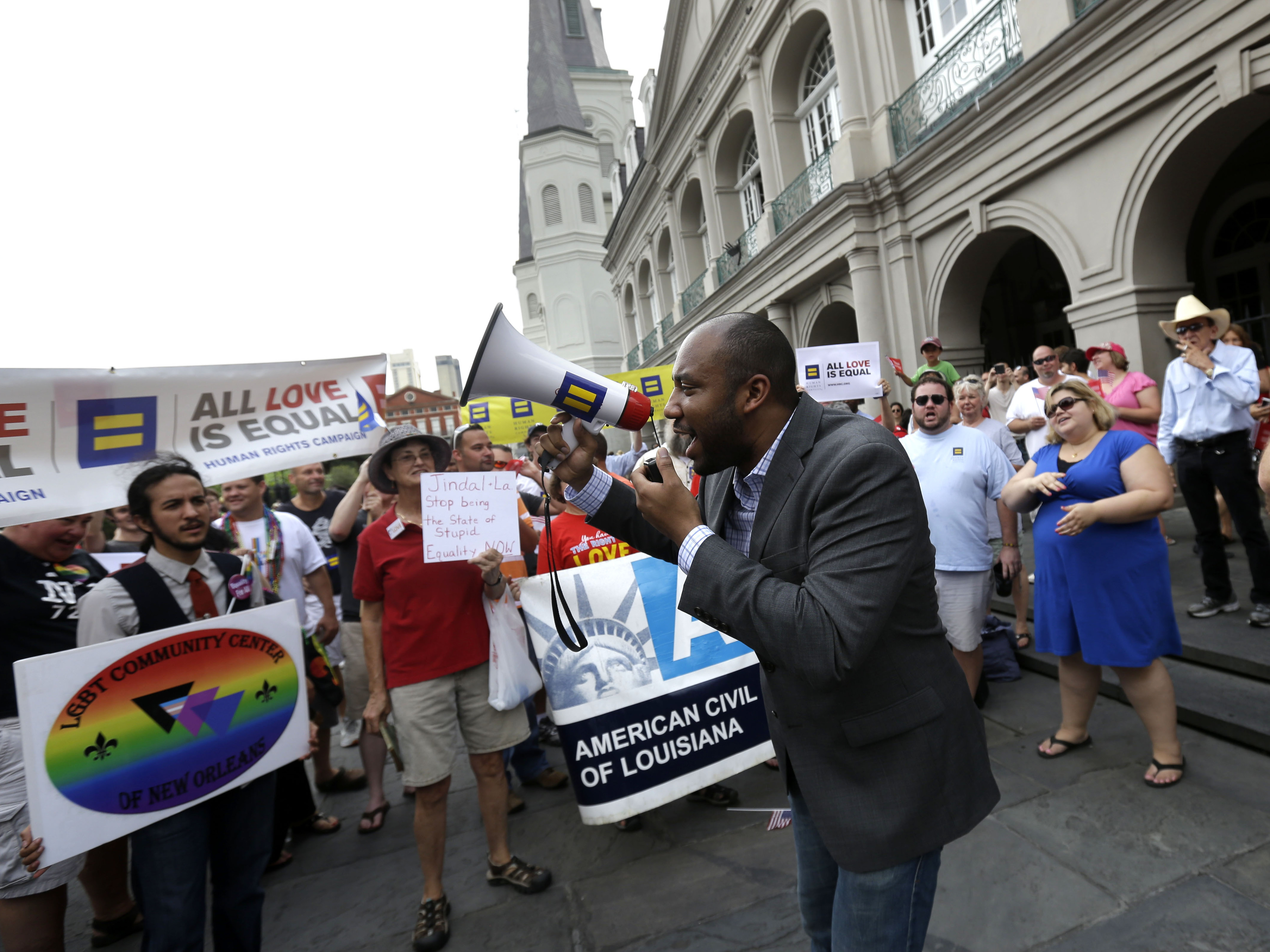 Federal Judge Upholds Louisiana's Same-Sex Marriage Ban