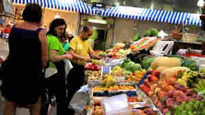 Russians React To Western Food Ban With Pride, Resignation