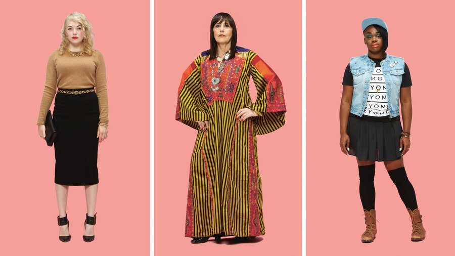 For 'Women In Clothes,' It's Not What You Wear, It's Why You Wear It