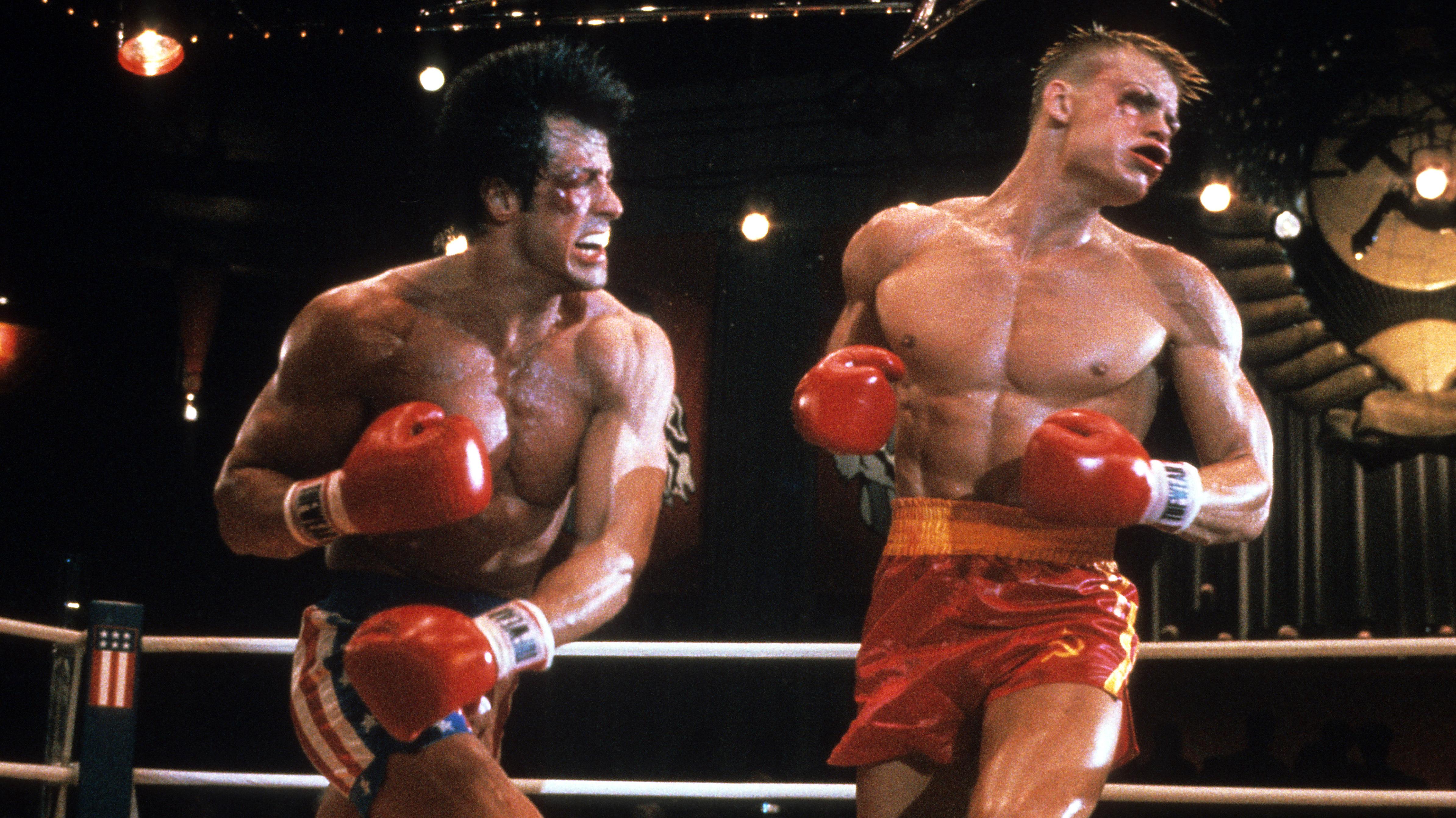 Rocky 3 training latino dating