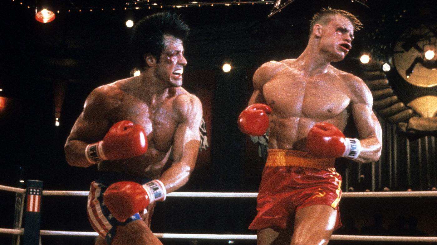 How Dolph Lundgren Went From Chemical Engineer To Action Star : NPR
