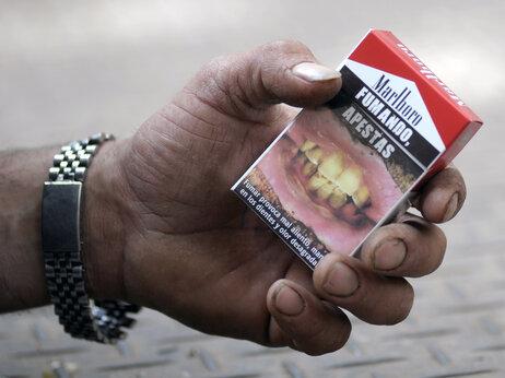 Philip Morris sues Uruguay