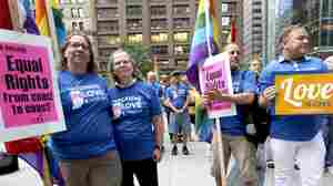 Appeals Court Strikes Wisconsin And Indiana Same-Sex-Marriage Bans