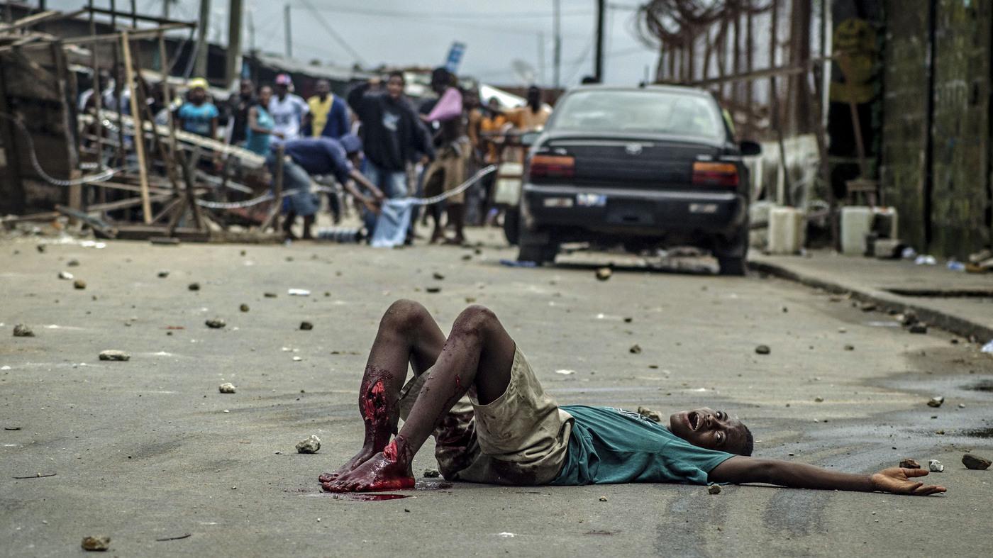 Remembering Shacki Liberia S Accidental Ebola Victim