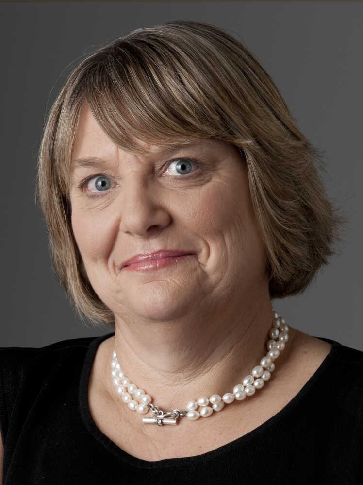 Ellen McDonnell joined NPR in 1979.