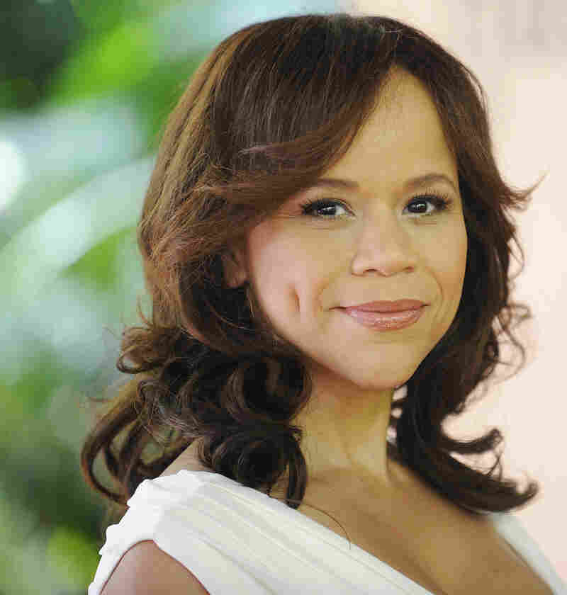 Rosie Perez (above) becomes a regular co-host on The View Sept 15.