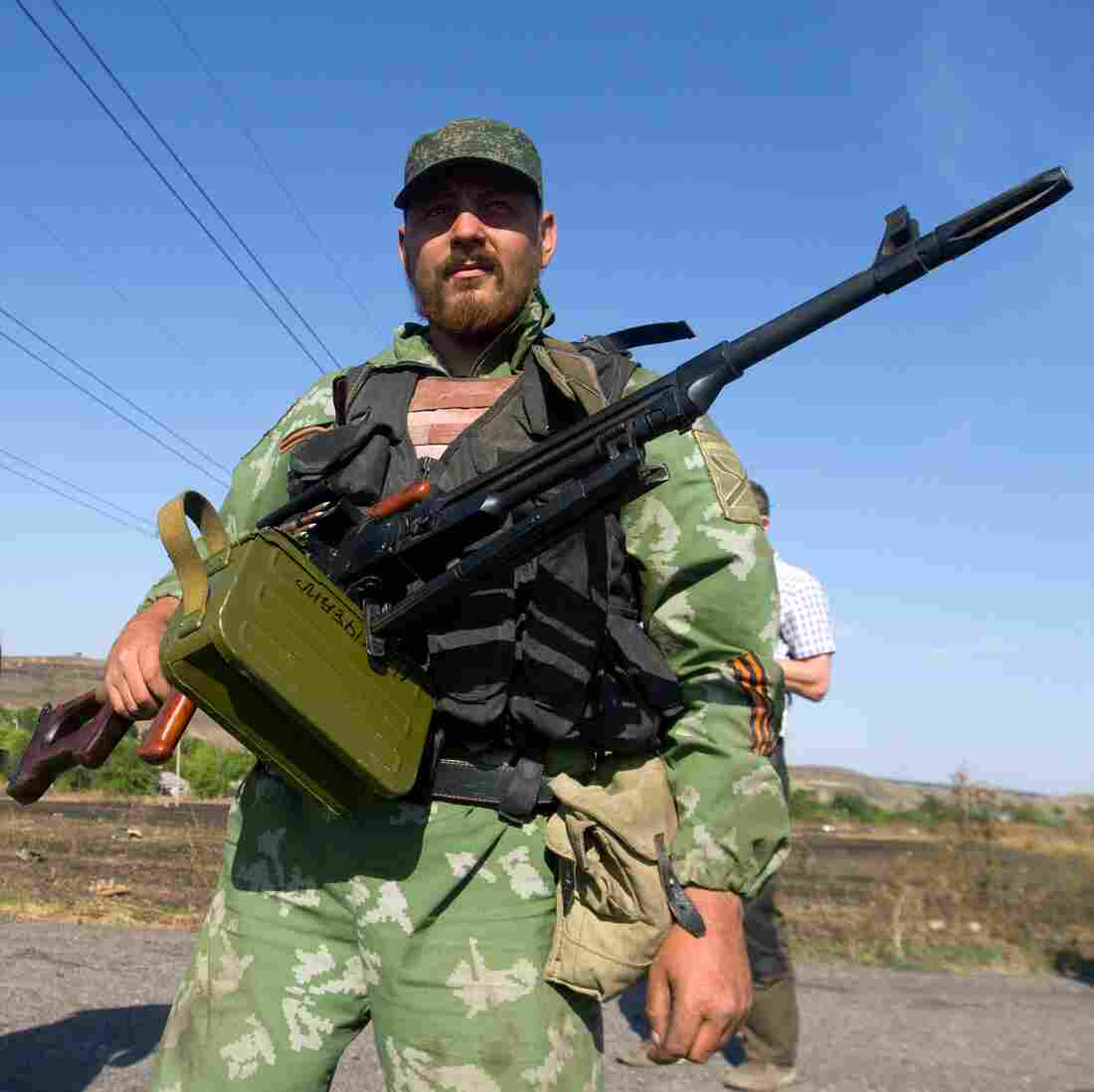 In Ukraine, Cease-Fire Between Government, Separatists Takes Hold