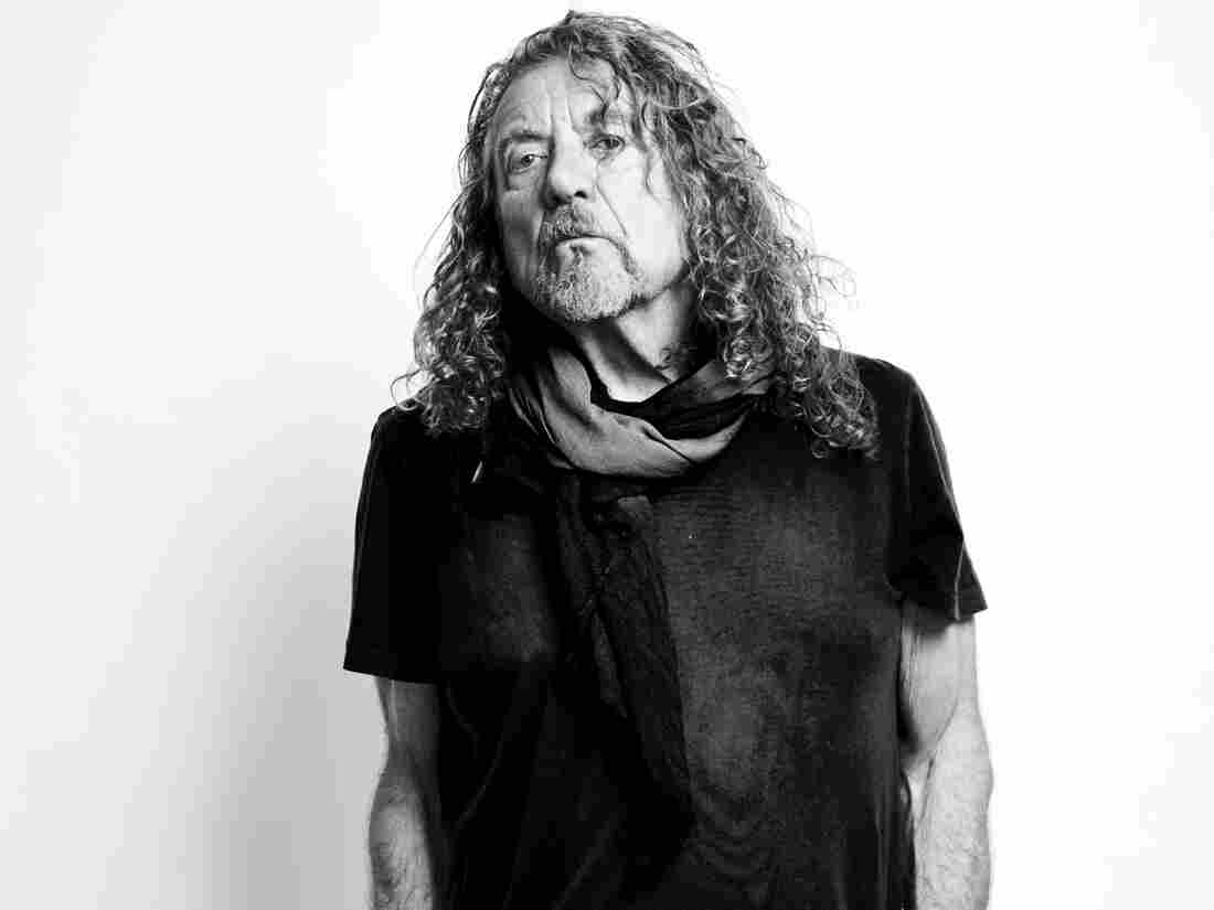Robert Plant's new album is lullaby and... The Ceaseless Roar.