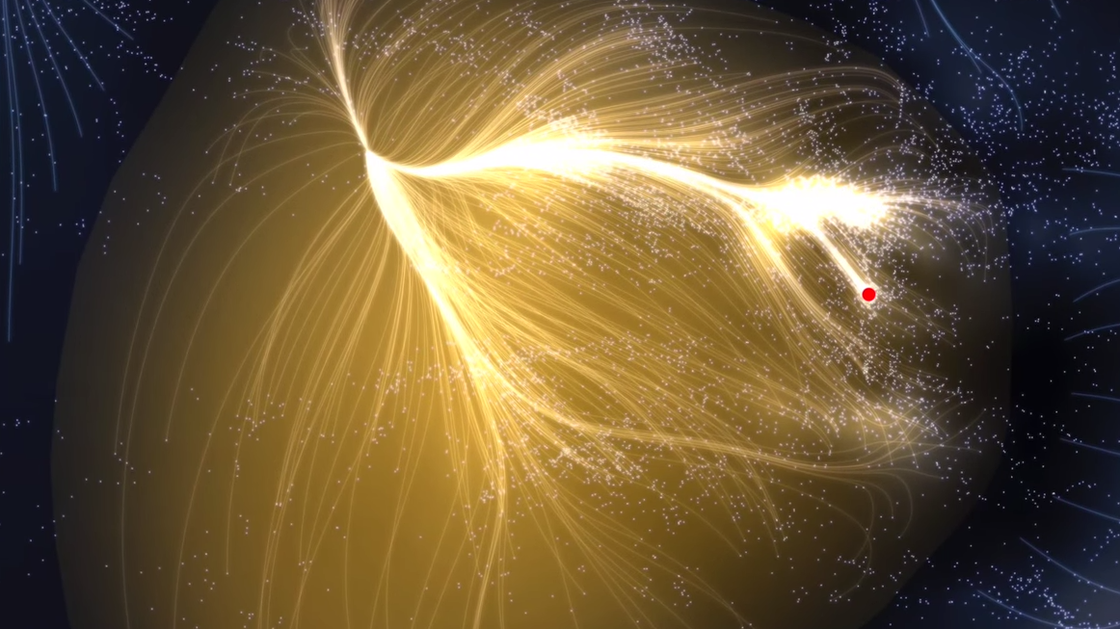 The Laniakea supercluster.