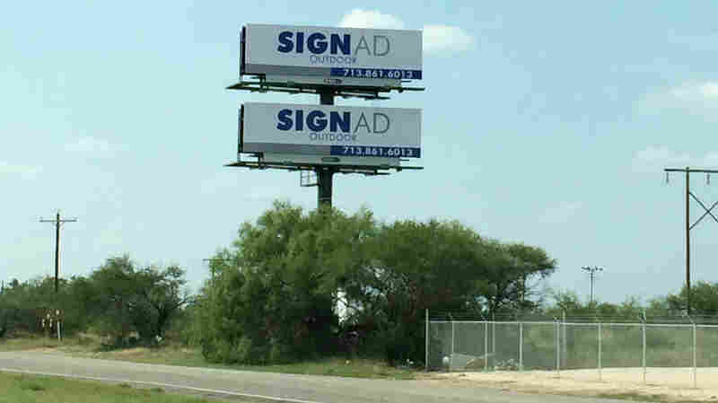 More than 350 towns and cities in Texas have banned new billboards, but billboards companies are still pressing for new an