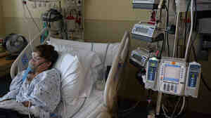 13-year-old Will Cornejo of Lone Tree, Colo., recovers at Rocky Mountain Hospital for Children in Denver from what doctors suspect is enterovirus 68. His parents found him unconscious on the couch and called 911. He was flown to Denver for treatment.