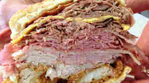 Sandwich Monday: Arby's Meat Mountain