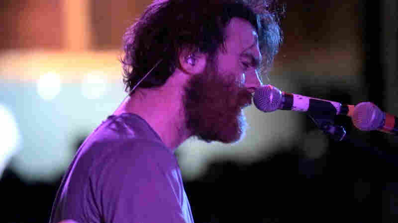 Chet Faker performs live in Boston.