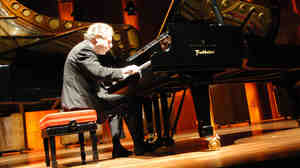 Andras Schiff plays final piano sonatas by Haydn, Mozart, Beethoven and Schubert at Carnegie Hall March 10, 2015.