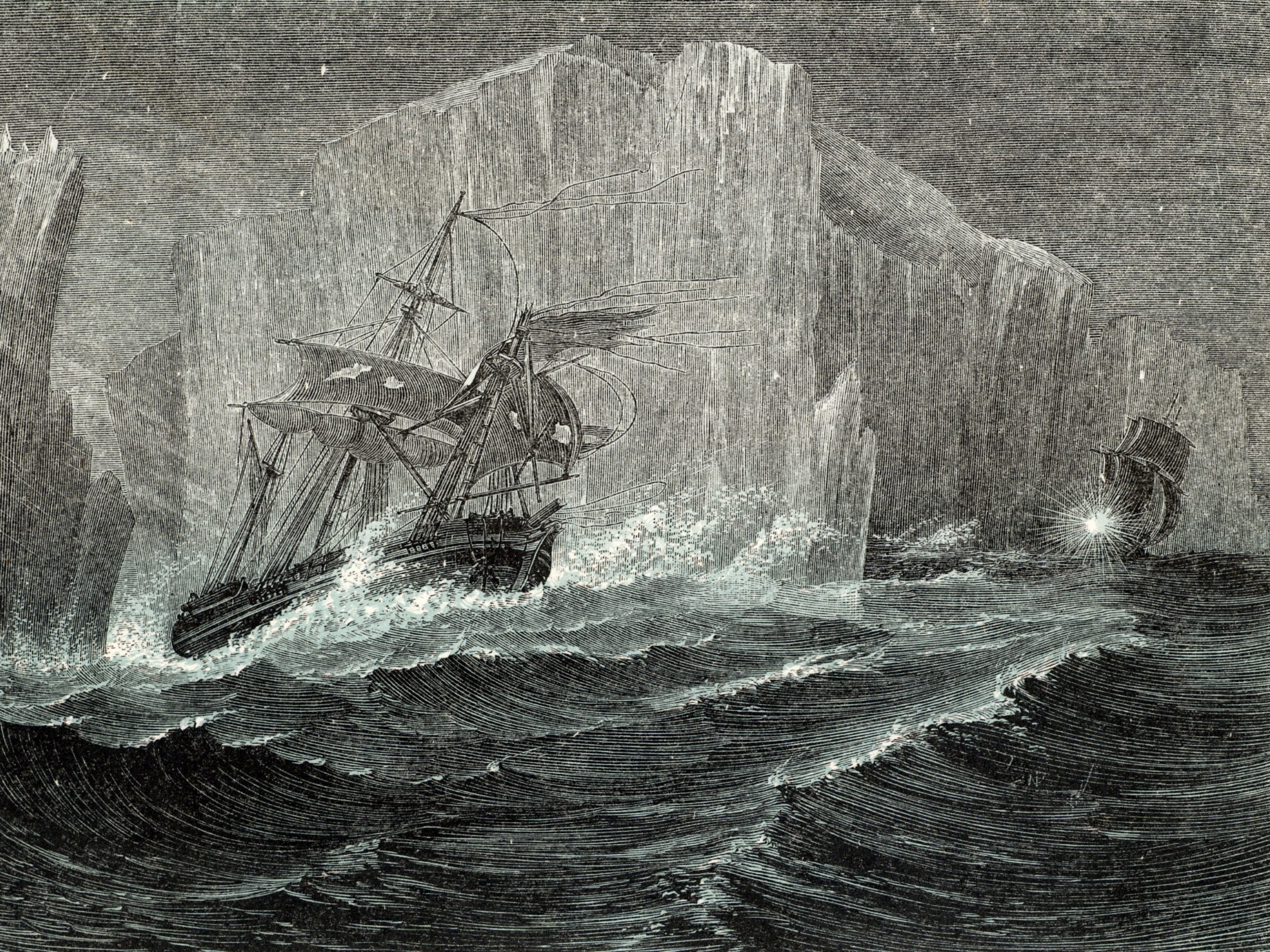 Canada Says It Has Found Ship From Doomed 1845 Arctic Expedition