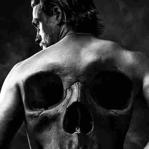 "The poster for Sons of Anarchy's seventh and final season features Charlie Hunnam as Jackson ""Jax"" Teller."