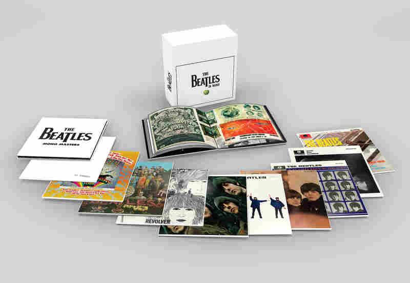 The Beatles Mono box set.
