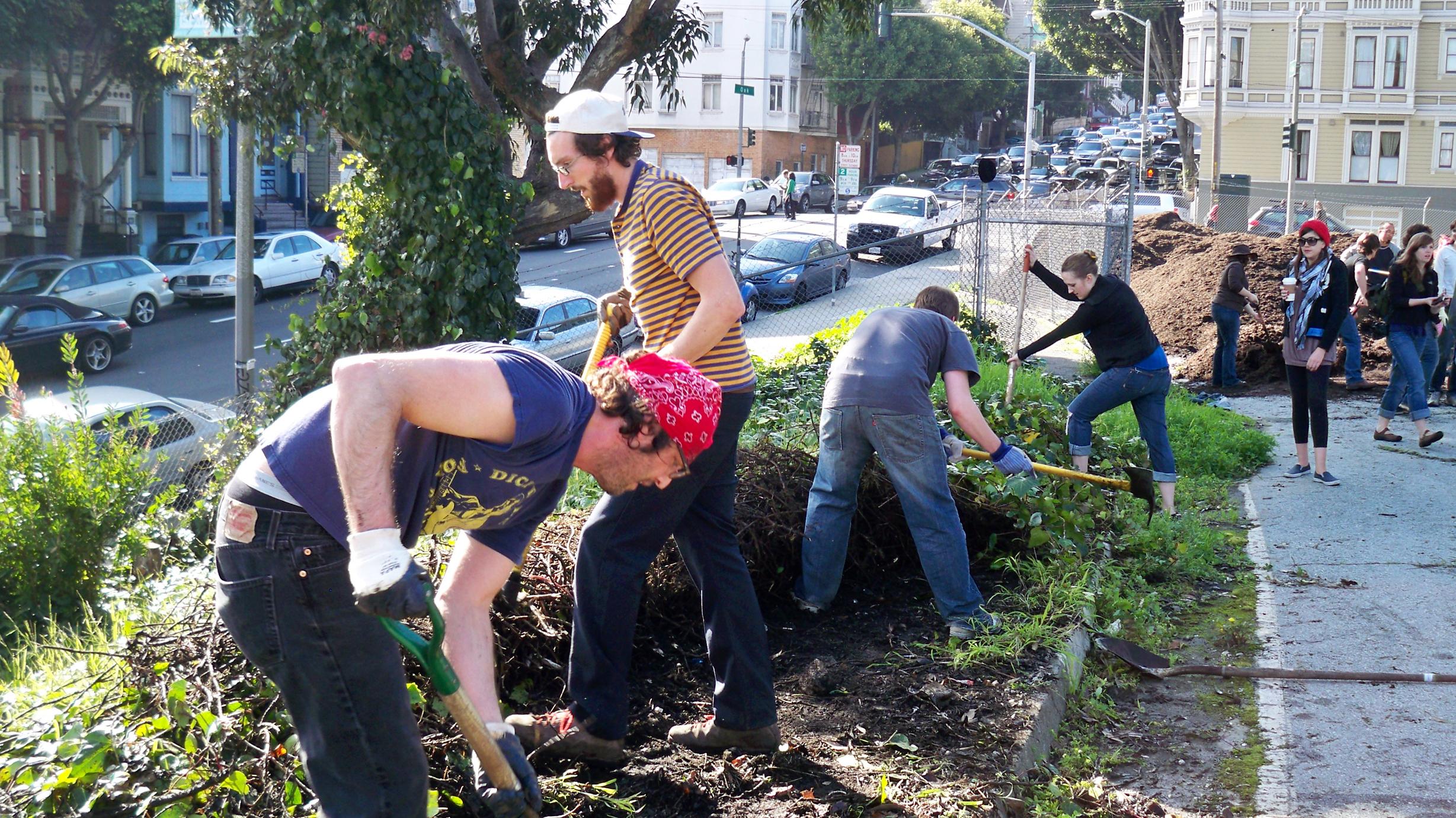 Tax Breaks May Turn San Franciscou0027s Vacant Lots Into Urban Farms : The Salt  : NPR