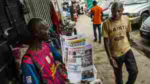 Fast-Moving Ebola Slows Down Liberia's Economy