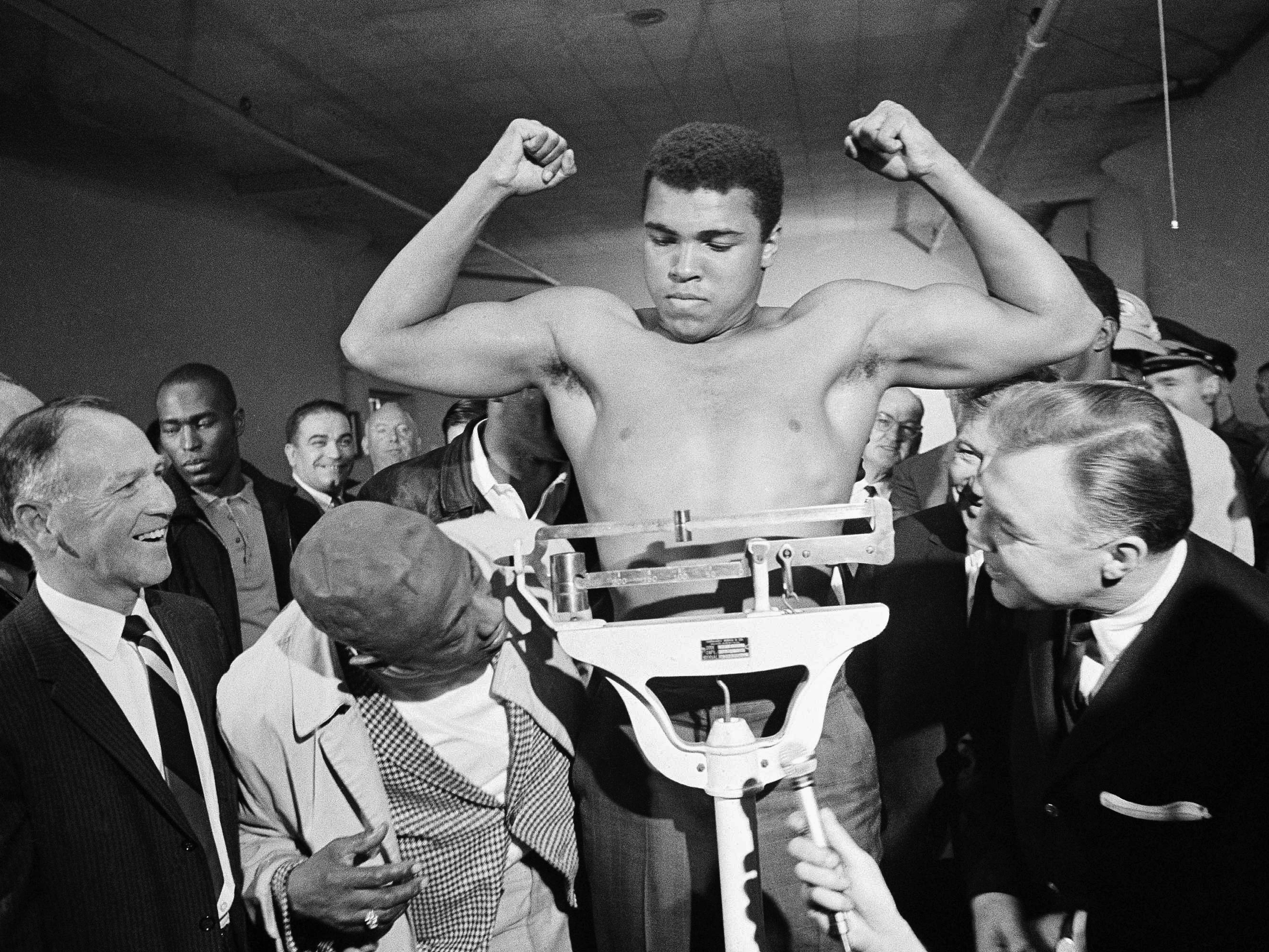 Boxer Muhammad Ali The Greatest Of All Time Dies At 74 Npr