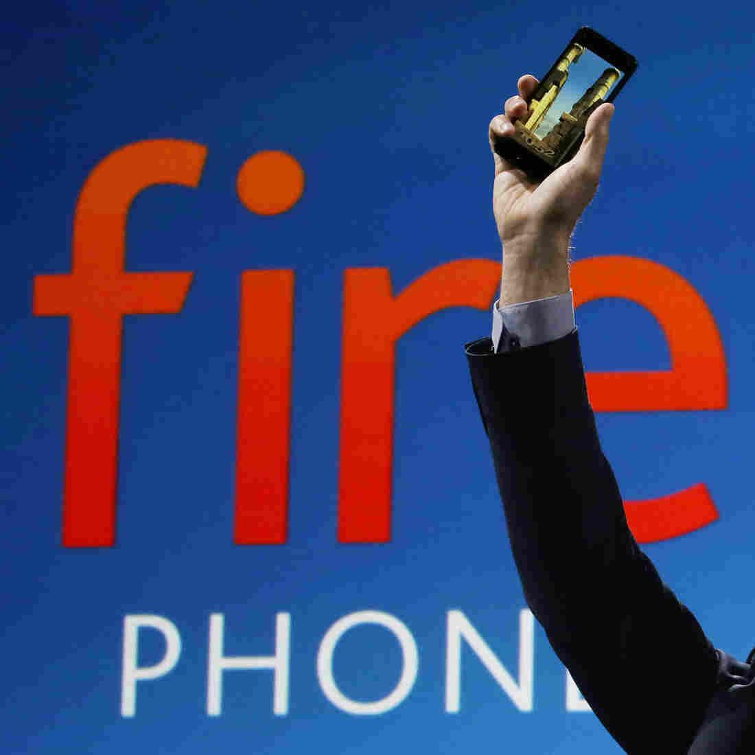 Is Amazon's Failed Phone A Cautionary Tale?
