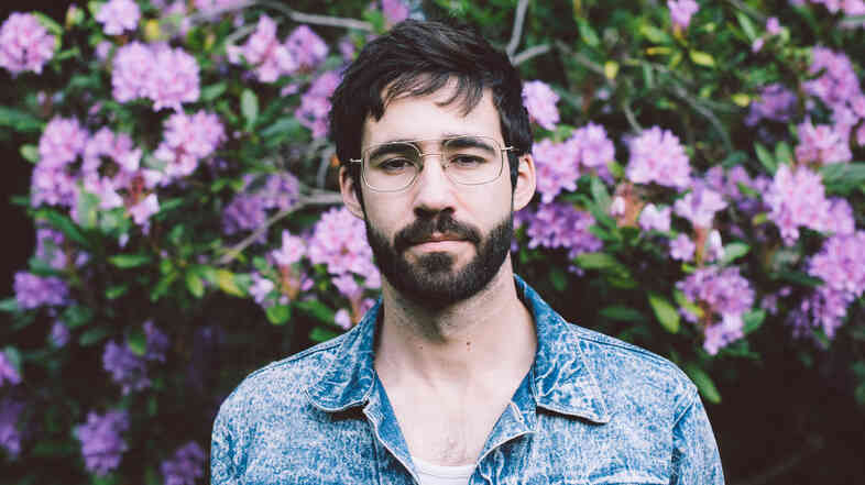 Astronauts, etc. is otherwise known as Oakland-based musician Anthony Ferraro.