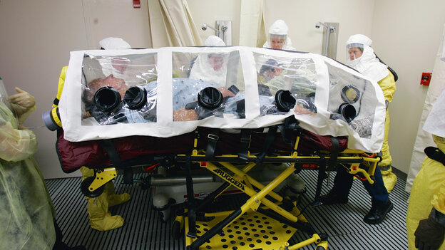 EbolaGate Drill – Potential False Flag Alert in the US