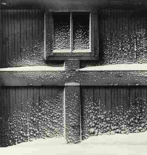 Haags Alley, Rochester, 1960 gelatin silver print