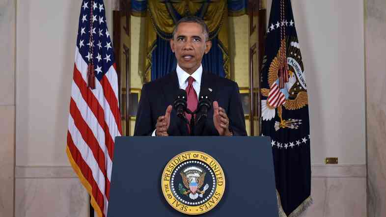 President Obama delivers a prime-time address from the White House on Wednesday about his plan for fighting the Islamic State.
