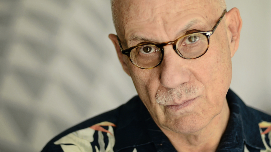 James Ellroy lives in Los Angeles, which serves as the setting for much of his work. (Knopf)